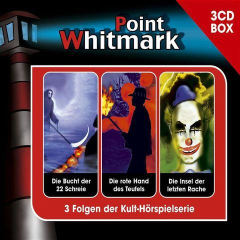 VARIOUS ARTISTS - Point Whitmark: 3-CD Hörspielbox