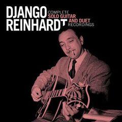 Django Reinhardt - Complete Solo Guitar & Duet Recordings