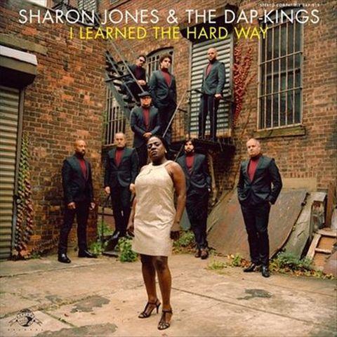 Sharon Jones - I Learned the Hard Way