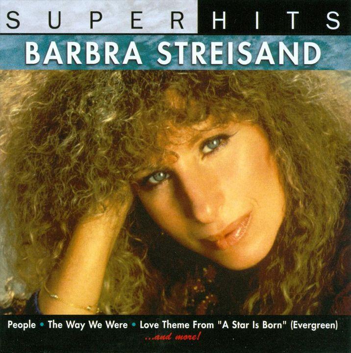 Barbra Streisand - Super Hits
