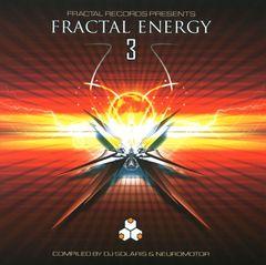 DJ Solaris - Fractal Energy, Vol. 3