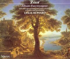 Leslie Howard - Liszt: Album d'un voyageur