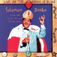 Solomon Burke - Live at House of Blues