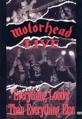 Motörhead - Motörhead Live: Everything Louder Than Everything Else