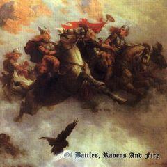 Hrossharsgrani - Of Battles Ravens & Fire