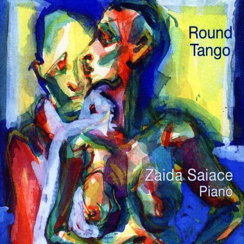 Saiace Zaida - Round Tango: Piano