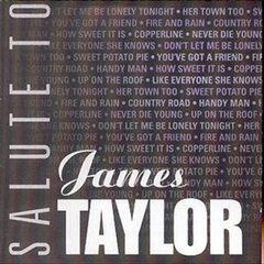 VARIOUS ARTISTS - Salute to James Taylor