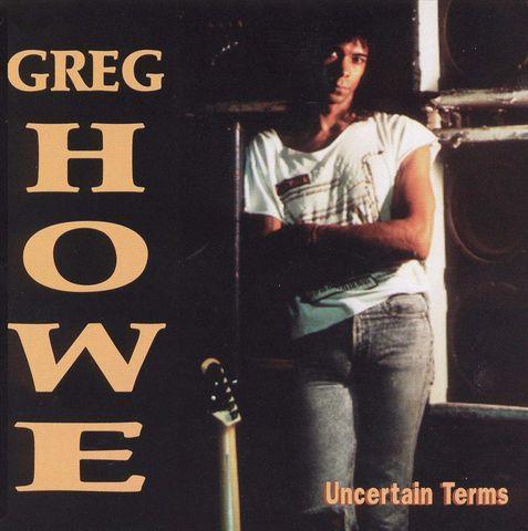 Greg Howe - Uncertain Terms