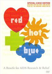 Various Artists - Red Hot + Blue [DVD/CD]