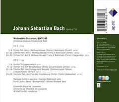 Michel Corboz - J.S. Bach: Weihnachts-Oratorium