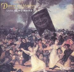Leslie Howard - Liszt: Dances and Marches