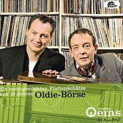 VARIOUS ARTISTS - 10 Jahre Oldie-Borse Die Jubilaums-CD von Bremen Eins