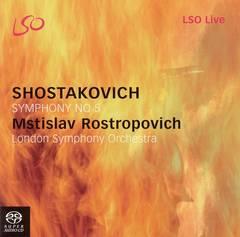 Mstislav Rostropovich - Shostakovich: Symphony No. 5