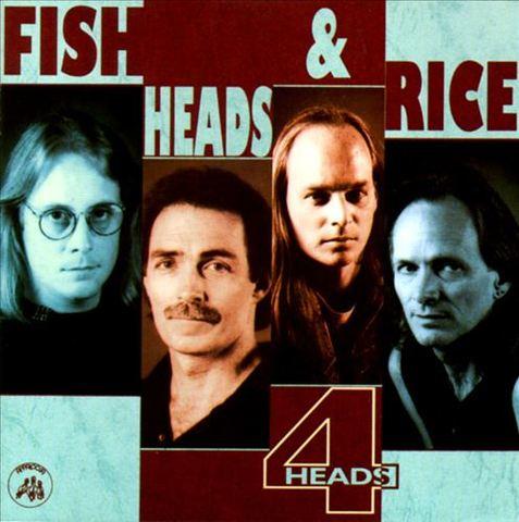 Fish Heads & Rice - 4 Heads