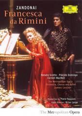 James Levine - Zandonai: Francesca da Rimini [DVD Video]