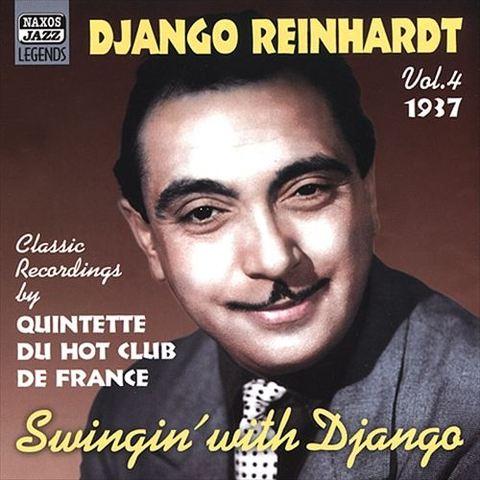 Django Reinhardt - Vol. 4: 1937 [Naxos]
