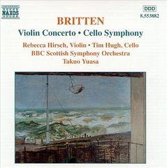 Britten, B. - Britten: Violin Concerto/Cello Symphony