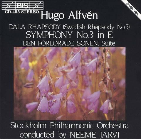 Neeme Järvi - Hugo Alfvén: Dala Rhapsody; Symphony No. 3;