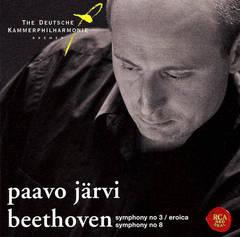 Paavo Järvi - Beethoven: Symphonies Nos. 3 & 8