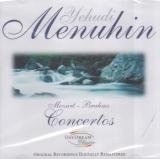 Mozart & Brahms - Concertos