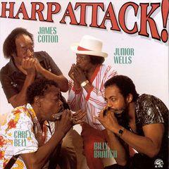 Carey Bell - Harp Attack!
