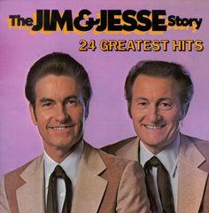 Jim & Jesse - The Jim & Jesse Story: 24 Greatest Hits