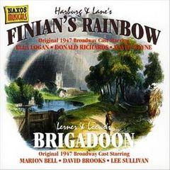 Original Broadway Cast - Finian's Rainbow/Brigadoon [Naxos]