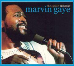 Marvin Gaye - The Concert Anthology