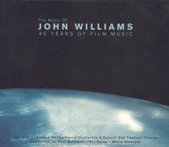 City of Prague Philharmonic Orchestra - The Music of John Williams: 40 Years of Film Music
