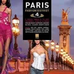VARIOUS ARTISTS - Paris: Fashion District, Vol. 4