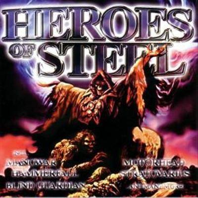 VARIOUS ARTISTS - Heroes of Steel
