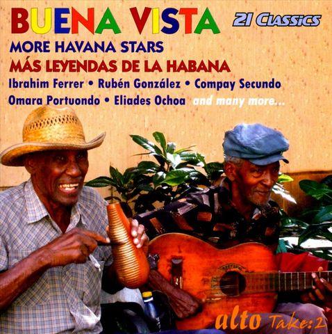 VARIOUS ARTISTS - Buena Vista: More Havana Stars/Mas Leyendas De La Habana