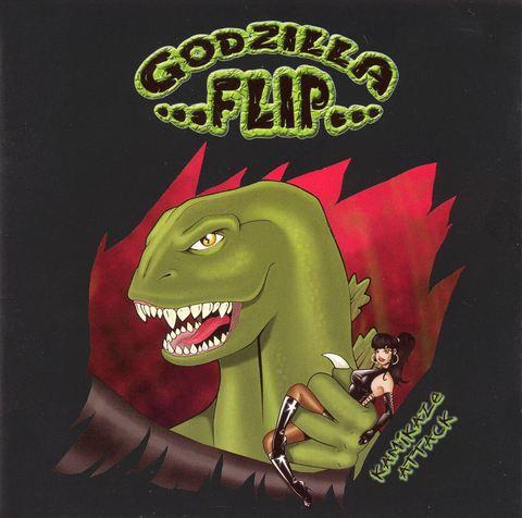 Godzilla Flip - Kamakaze Attack