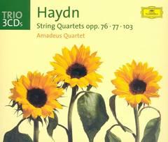 Amadeus Quartet - Haydn: String Quartets, Opp. 76, 77, 103