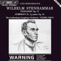 Neeme Järvi - Stenhammar: Excelsior!; Symphony No. 2