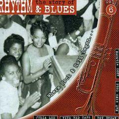 VARIOUS ARTISTS - Story of Rhythm & Blues, Vol. 6