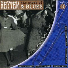 VARIOUS ARTISTS - Story of Rhythm & Blues, Vol. 8