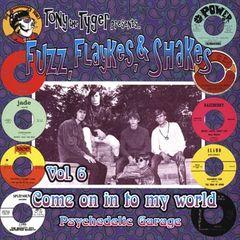 VARIOUS ARTISTS - Tony the Tiger Presents Fuzz, Flaykes, & Shakes, Vol. 6