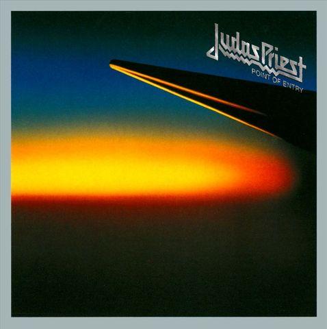 Judas Priest - Point of Entry [Holland Bonus Tracks]