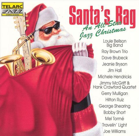 VARIOUS ARTISTS - Santa's Bag: An All-Star Jazz Christmas
