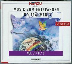 VARIOUS ARTISTS - Musik Zum Entspannen Und Träumen, Vol. 7-9