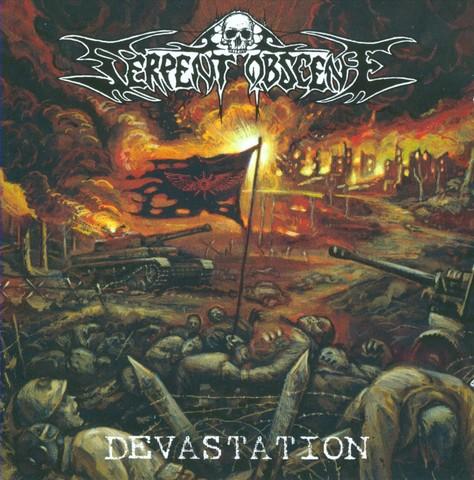Serpent Obscene - Devastation