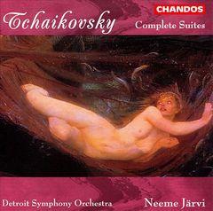 Neeme Järvi - Tchaikovsky: Complete Suites
