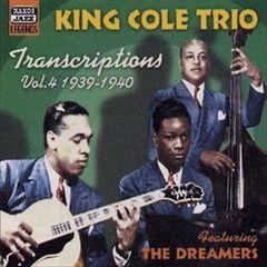 Nat King Cole - Transcriptions, Vol. 4: 1939-1940