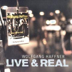 Wolfgang Haffner - Live & Real