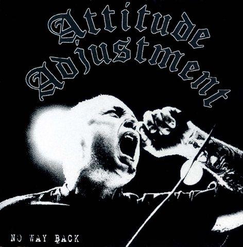 Attitude Adjustment - No Way Back