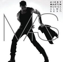 Ricky Martin - Música + Alma + Sexo