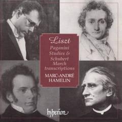Marc-André Hamelin - Liszt: Paganini Studies; Schubert March Transcriptions