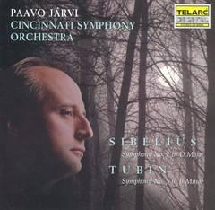 Paavo Järvi - Sibelius: Symphony No. 2; Tubin: Symphony No. 5