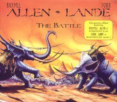 Russell Allen - The Battle